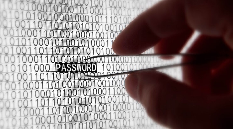 cara melihat password yang terhubung ke komputer Windows