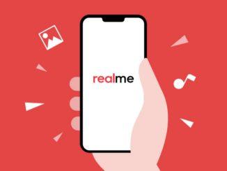 info tentang colorOS realme